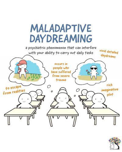 The Maladaptive Daydream - Can You Overcome It?